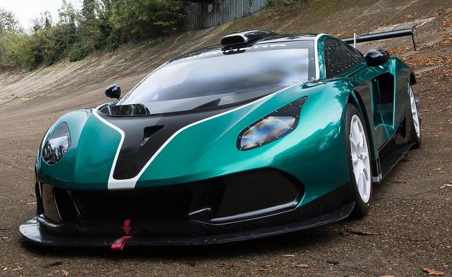 arrinera polish race car