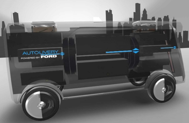 AUTO DELIVERIES: Image: Ford / Newspress