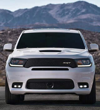 2018 DODGE DURANGO: Image: Newspress USA / FCA