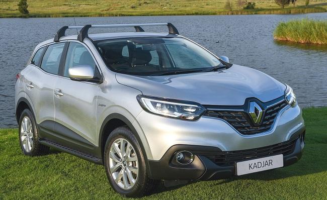 2017 RENAULT KADJAR: Image: Renault