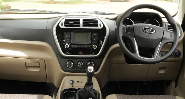 MAHINDRA TUV300 Image: Supplied