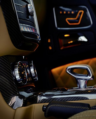 2017 MAYBACH AWD LANDAULET: Image: Mercedes-Benz / Newspress