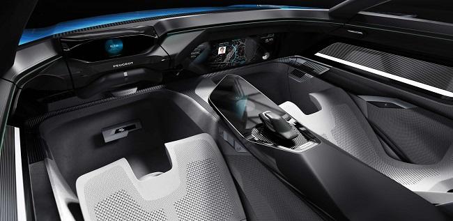 PEUGEOT INSTINCT: Super-high tech from France Image: Peugeot / Newspress