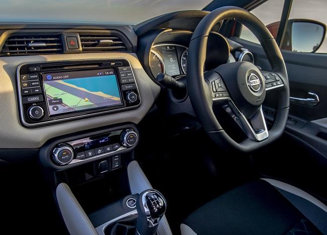 2017 European Nissan Micra. Image: Nissan Europe