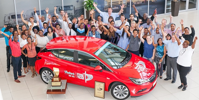 astra wins coty 2017