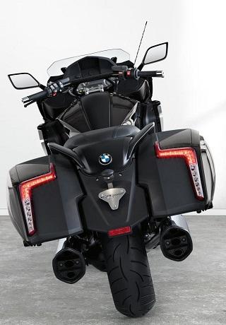 CAPS FOR CAPTION:     Image: BMW Motorrad / Newspress USA