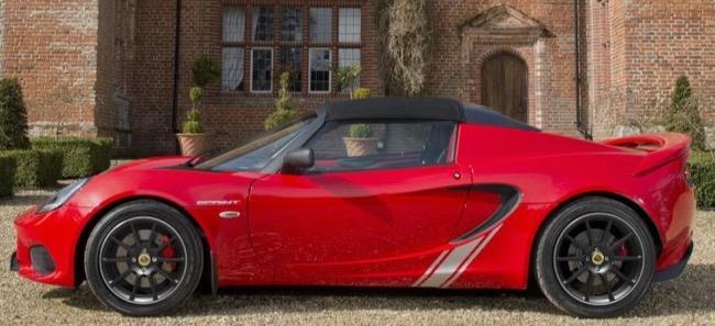 Image: Lotus Cars / Newspress