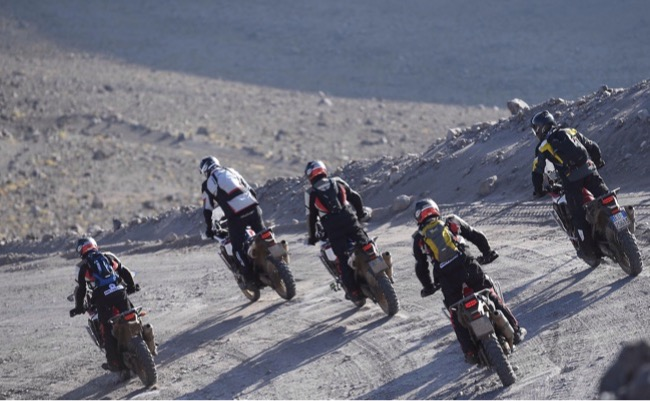 Image: Honda Motorcycles / Newspress