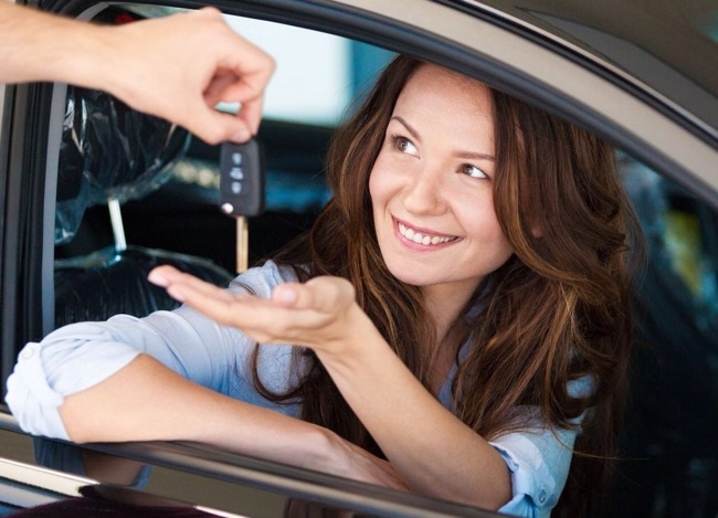 KEY TO SAFER DRIVING: There's a move afoot in Britain for a whole new driving qualification. Image: GEM/Newspress