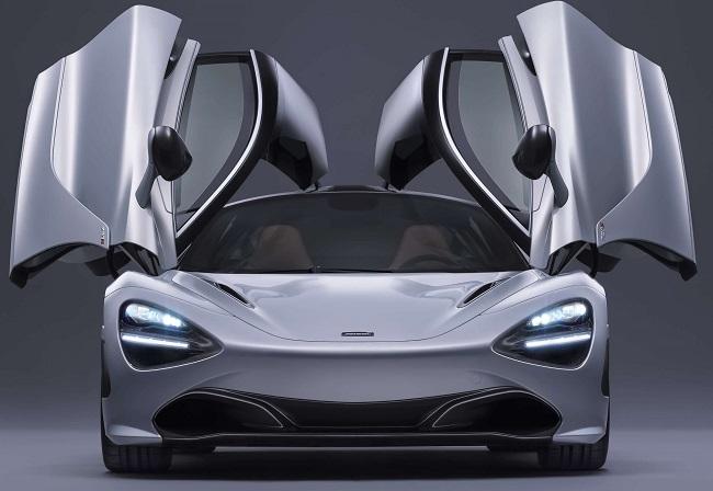 2017 McLAREN 720S launched at Geneva auto show. Image: McLaren / Newspress