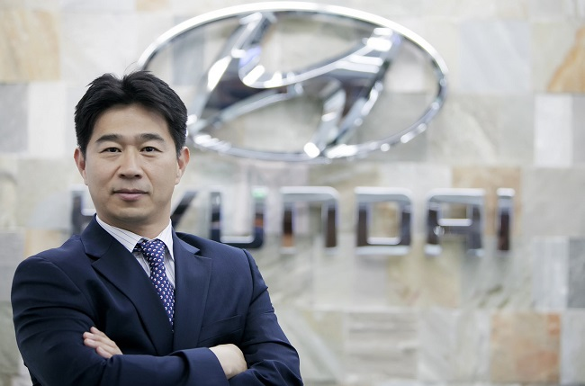 MIKE SONG: Hyundai head for Africa and Middle East. Image: Hyundai / Quickpic