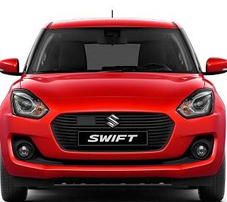 2017 SUZUKI SWIFT Image: Suzuki Motors / Newspress