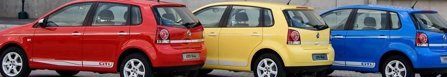 2017 VW Citi Golf