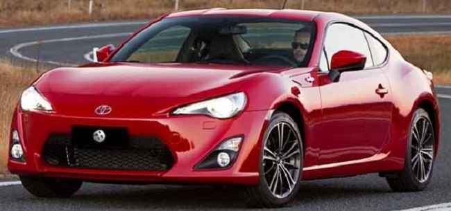 Toyota 86 Five Years Old So Its Time For A Makeover Carmans Corner