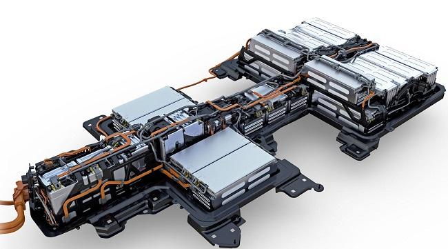 VW ELECTRIC DRIVE: Image: VW Europe