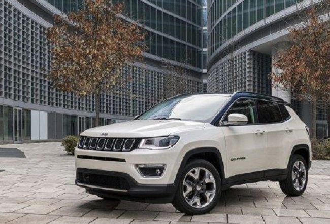 2017 JEEP COMPASS: Public outing scheduled for Milan design show. Image: Jeep / Quickpic