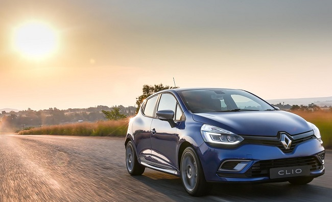 NEW IN THE CLIO STABLE: Image: Renault SA