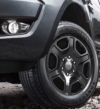 2017 FORD RANGER Fx4 Image: Ford SA / Quickpic