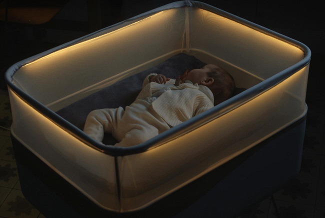 MAX BABY COT Image: Ford Spain