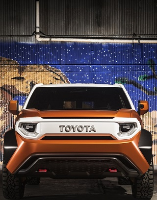 TOYOTA OFF-ROAD CONCEPT: Image: Toyota