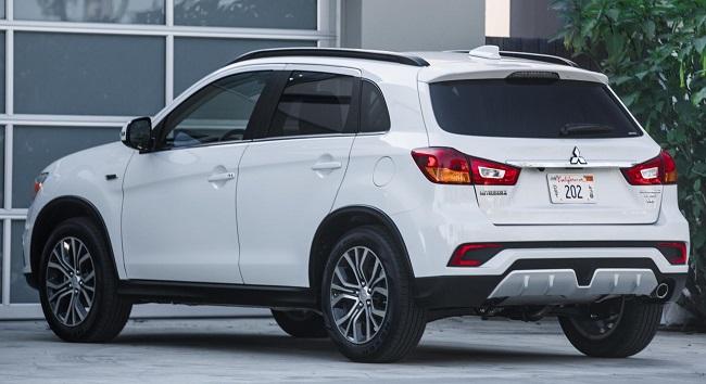 NEXT MITSUBISHI OUTLANDER: Image: Mitsubishi US