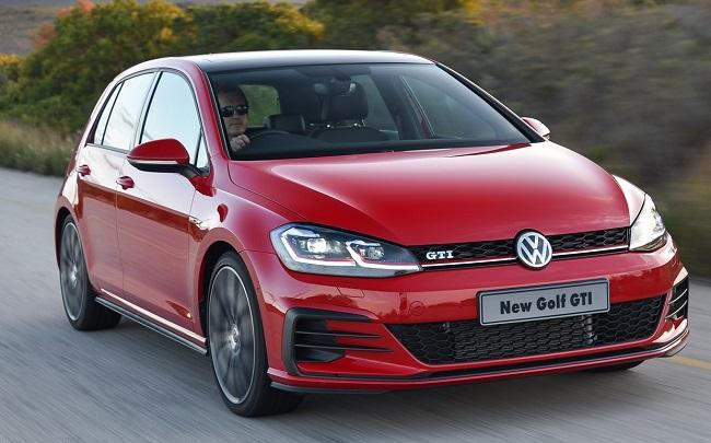 2017 Golf GTI. Image: VW SA
