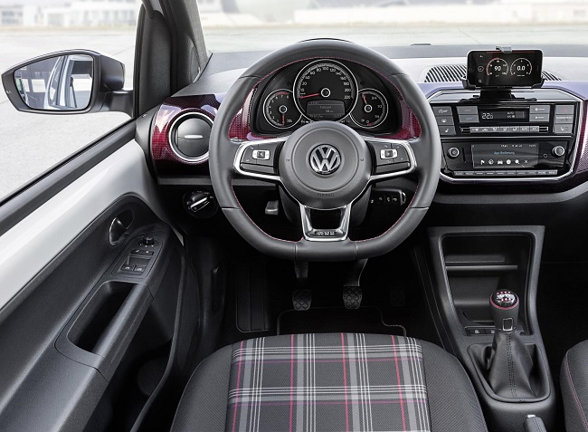 2018 VW UP! GTI: Image: VW / Newspress