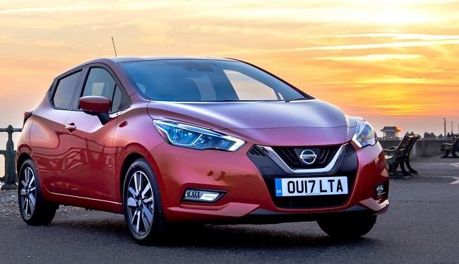 Image: Nissan UK / Newspress