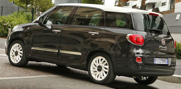 new fiat 500l long in the roof quick on the hoof carman 39 s corner. Black Bedroom Furniture Sets. Home Design Ideas