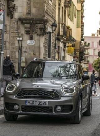 MINI COOPER SE Countryman All4 Image: BMW/Mini