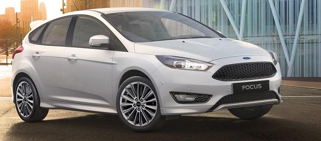2017 FOCUS UPGRADE: Image: Ford SA / Quickpic