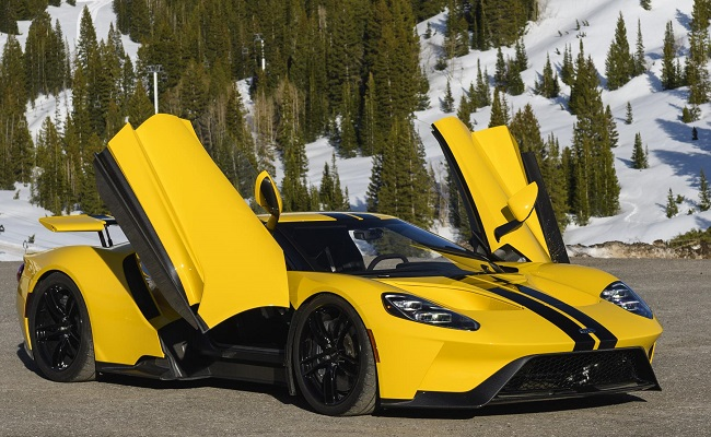 ford supercars pos 4