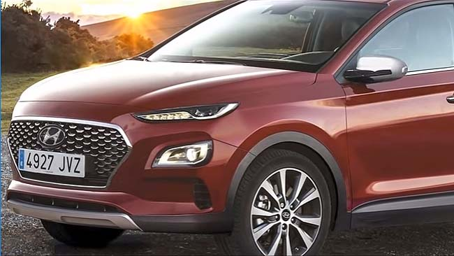 New From Hyundai It S A Baby Suv V Carman S Corner