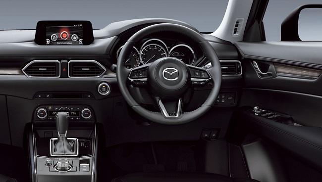 2017 Mazda CX-5. Image: Mazda