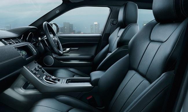 RANGE ROVER LANDMARK: Image: Jaguar Land Rover
