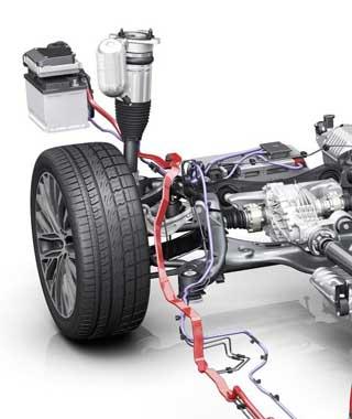 AUDI A8 GOES ALL-HYBRID: Image: Audi / Newspress