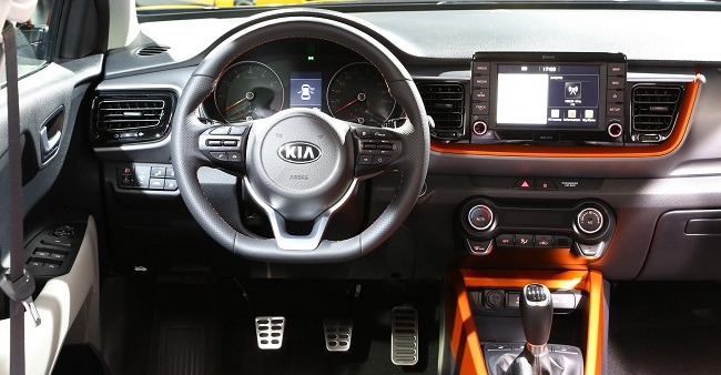 2017 KIA STONIC. Image: Kia Motors / Newspress