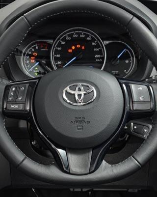 2017 TOYOTA YARIS: Image: Toyota SA / Motorpress