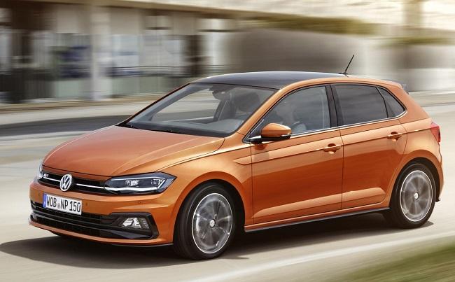 2017 VW POLO: Image: VW / Newspress