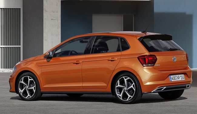2017 VW POLO: Image: VW / Newspress