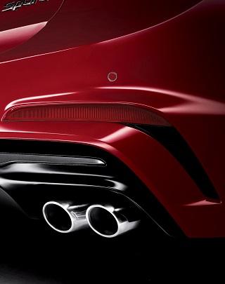 2017 HYUNDAI ELANTRA SPORT: Image: Hyundai / Quickpic