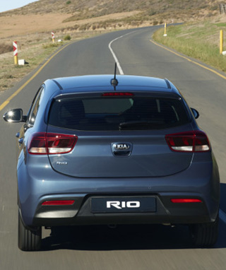 Generation IV Kia Rio: Upgraded, up-specced but look at the