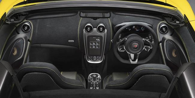 2017 McLaren 570S CONVERTIBLE: Image: McLaren / Newspress