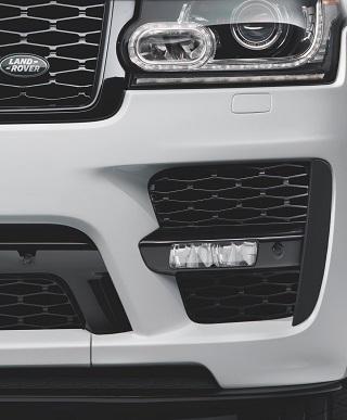 RANGE ROVER UPGRADES LAUNCHED: Image: Jaguar Land Rover