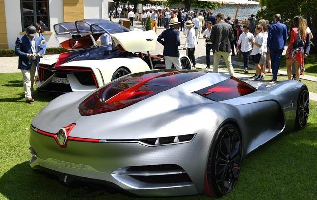 RENAULT TREZOR: Image: Renault / Newspress
