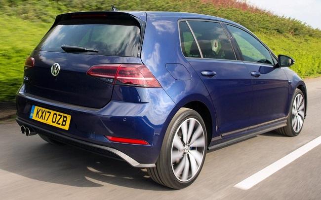 ELECTRIC POWER: Image: VW UK / Newspress