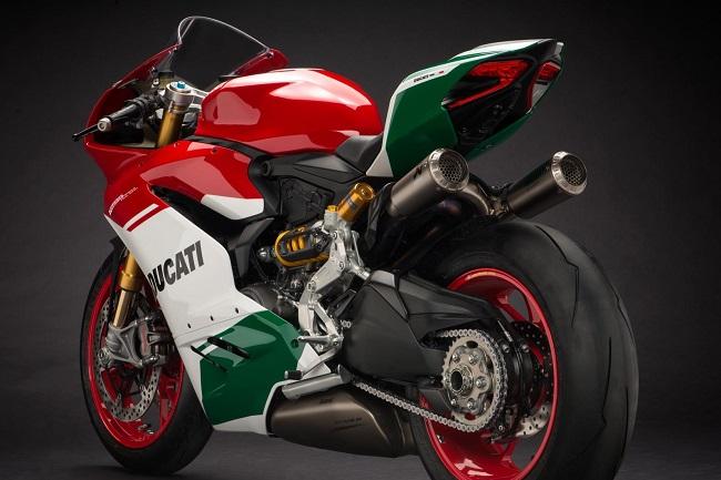 DUCATI PANIGALI 1299 R Final Edition. Image: Ducati / Newspress