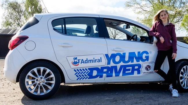 YOUNG DRIVERS: Image: Newspress