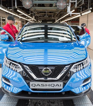 NEW FEATURES, MODEL UPDATE: The third version of the Nissan Qashqai is actually an update to version two which was launched in 2014. Image: Nissan UK / Newspress