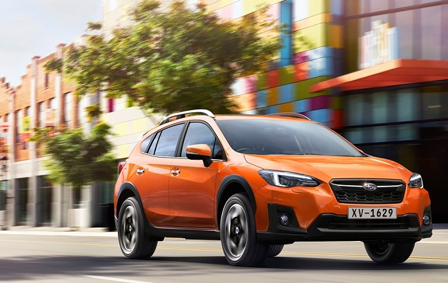 New Subaru Xv >> All New Subaru Xv Brings X Mode And Eyesight Safety Tech